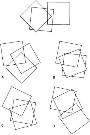 3个正方形