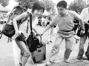 少女作家蒋方舟要在大学谈场恋爱