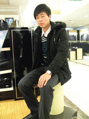 21岁穿衣打扮图片男