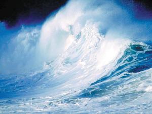 导致巨大伤亡   2004年印度洋大海啸是有记录以来破坏性最大的海啸
