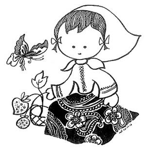 动漫 简笔画 卡通 漫画 手绘 头像 线稿 300_310