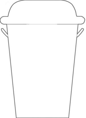 一批崭新的分类垃圾桶亮相街头