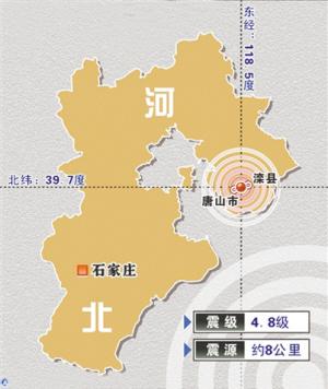 强震产生的能量相当于400颗广岛原子弹爆炸.