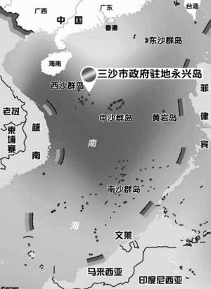 海口西沙路地图