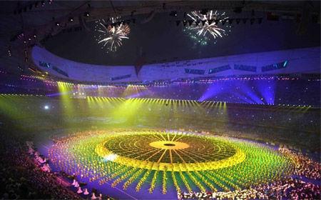 残奥会开幕式在鸟巢举行 -北京2008残奥会开幕