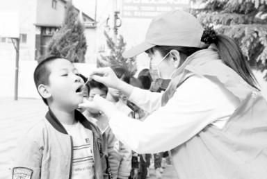 临城县医院小学医务志愿者到石家栏学校开展义教研工作计划人民小学图片